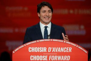 Thủ tướng Canada Justin Trudeau tái đắc cử nhờ gieo rắc nỗi sợ hãi cho cử tri