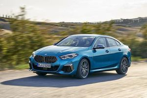 BMW series 2 Gran Coupe 2020 - đối thủ mới của Mercedes CLA
