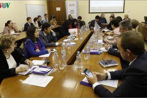 Việt Nam ủng hộ tăng cường quan hệ hợp tác Nga – ASEAN