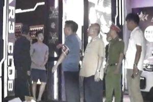 39 người dương tính ma túy trong quán bar ở Hà Nội