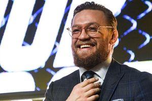 'Gã điên' Conor McGregor chính thức tuyên bố thời điểm tái xuất nhưng giấu nhẹm đi danh tính của đối thủ