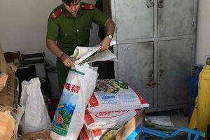 Phát hiện cơ sở sản xuất bột ngọt, hạt nêm giả