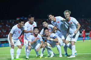 Tuyển Việt Nam trở lại top 15 châu Á