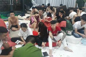 Đà Nẵng: 24 nam nữ thanh niên thuê villa để sử dụng ma túy