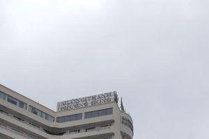 Một cán bộ trường ĐHSP Kỹ thuật Vinh rơi từ tầng 8 xuống đất tử vong
