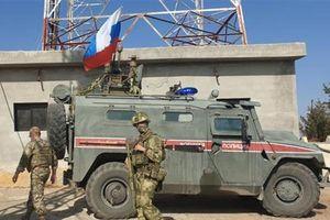 Nga triển khai thêm hàng trăm quân, khí tài tới Syria