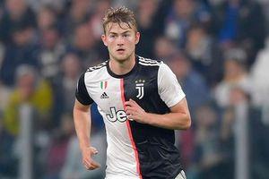 De Ligt được bênh vực sau phong độ tồi tệ ở Juventus