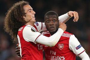 Arsenal thắng kịch tính ở phút bù giờ nhờ tân binh Pepe