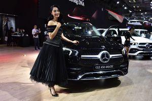 Mercedes GLE 2019 nhập từ Mỹ giá 4,369 tỷ tại Việt Nam