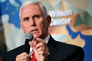 Phó tổng thống Mỹ lên án TQ cản trở hoạt động dầu khí của Việt Nam
