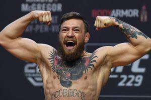 McGregor rút lại quyết định giải nghệ