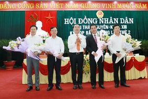 Thái Nguyên bầu tân Phó Chủ tịch UBND tỉnh