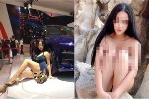 Soi Facebook người mẫu 'xôi thịt' bên ô tô Vinfast dân mạng tá hỏa đi ra