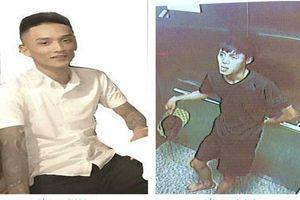 Truy tìm 2 thanh niên giết người tại khu nhà ở công nhân