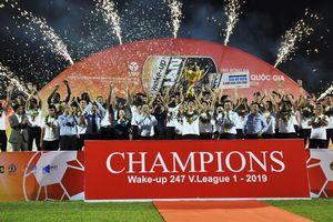 Sẽ tổ chức 'Lễ vinh danh thành tích bóng đá Hà Nội - Niềm tự hào Thủ đô'