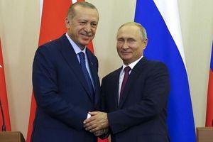 Nga, Mỹ, Thổ Nhĩ Kỳ - kẻ được người mất trong bàn cờ Syria