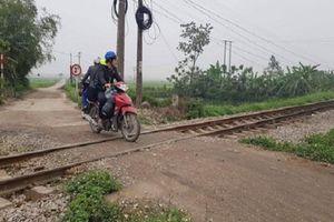 Nam Định: Đẩy mạnh và tăng cường công tác tuyên truyền, phổ biến, giáo dục pháp luật ATGT đường sắt