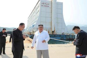 Triều Tiên muốn dỡ bỏ khu nghỉ dưỡng do Hàn Quốc xây dựng