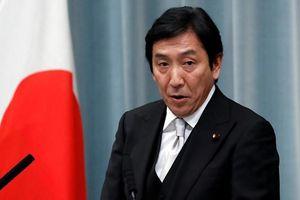 Bộ trưởng Thương mại Nhật Bản từ chức sau một tháng tại nhiệm