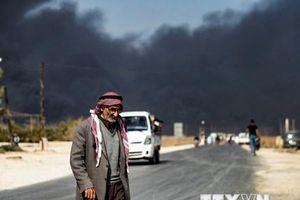 Lực lượng người Kurd cáo buộc Thổ Nhĩ Kỳ vi phạm lệnh ngừng bắn