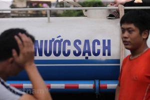 Viwasupco chính thức xin lỗi dân sau 17 ngày sự cố nước nhiễm dầu bẩn