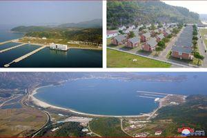Triều Tiên thông báo với Hàn Quốc về việc dỡ bỏ các cơ sở tại Kumgang