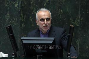 Lý do Bộ trưởng Iran hủy tham dự các cuộc họp IMF, WB