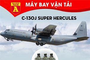 Tại sao 'Gã khổng lồ' C-130J của Mỹ khiến Nga và Trung Quốc phải ngước nhìn