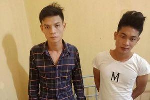 Vĩnh Phúc: Tóm gọn 2 'con nghiện' mượn xe đi cướp giật để 'chơi' ma túy