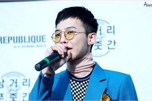 Số phận của Bigbang và YG phụ thuộc vào G-Dragon