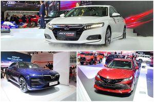 Giá vẫn cao, Honda Accord khó 'lật ngược thế cờ' trước Toyota Camry