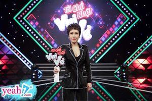 Việt Hương hào hứng đảm nhận vị trí MC gameshow tối chủ nhật vui vẻ