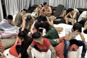 Đà Nẵng: Hàng chục thanh niên thuê villa để mở tiệc ma túy