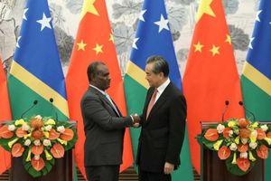 Solomon bất ngờ tuyên bố chấm dứt hợp đồng thuê đảo dài hạn của Trung Quốc