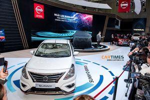Nissan mang tới triển lãm ô tô Việt Nam 2019 những mẫu xe nào?