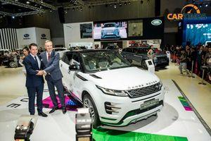 Ai 'tiếp quản' thương hiệu xe sang Jaguar Land Rover tại thị trường Việt Nam?