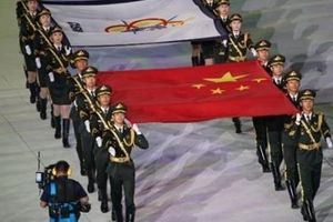 Đội chủ nhà Trung Quốc bị loại khỏi hội thi quân sự quốc tế vì gian lận