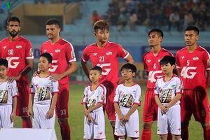 Màn trình diễn đỉnh cao của sao U22 Việt Nam trong ngày hạ màn V-League