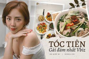 Không biết từ bao giờ Instagram của Tóc Tiên đã biến thành… sách nấu ăn với hơn 60 cái story ăn uống, cô gái đảm đang nhất Vbiz là đây!