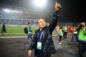 Báo Hàn Quốc: 'Mức lương hiện tại của HLV Park Hang Seo quá thấp'