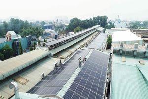 Doanh nghiệp lắp đặt điện mặt trời áp mái công suất lớn