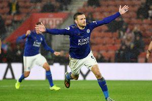 Leicester City vùi dập chủ nhà Southampton 9-0
