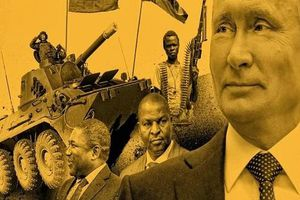 Nga bao trùm ảnh hưởng châu Phi bằng hợp tác quân sự