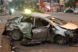 Tai nạn giao thông nghiêm trọng, ba người tử vong tại chỗ
