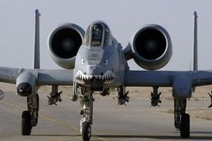Mỹ nâng cấp hệ thống cảnh báo âm thanh trên máy bay A-10