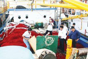 Ngư dân khốn khổ vì tàu vỏ thép