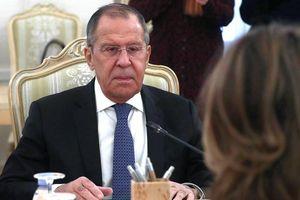 Ngoại trưởng Nga: Điều chính yếu là Belarus xác nhận mối quan hệ đồng minh với Moscow