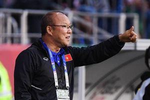 Báo Hàn Quốc: HLV Park Hang Seo và thử thách lịch sử với bóng đá Việt Nam