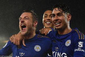 Thắng Southampton 9-0, Leicester lập kỳ tích ở Ngoại hạng Anh