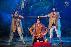Huỳnh Lập tiết lộ chuyện 'rùng rợn' về bài đồng dao trong 'Pháp Sư Mù'